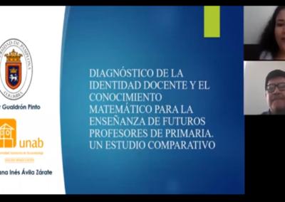 Adriana I. Ávila Z.  Diagnóstico de la identidad docente y el conocimiento matemático para la enseñanza de futuros profesores de primaria. Un estudio comparativo