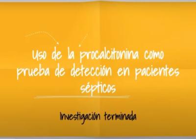 Maria P. Torres L.  Camilo A. Useche T.  Uso de la procalcitonina como prueba de detección en pacientes sépticos.
