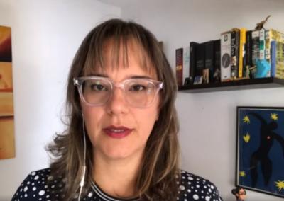 Xiomara K. Montañez M.  Géneros narrativos en el periodismo universitario. Construcción de una metodología de enseñanza y aprendizaje para la formación de periodistas a partir de la experiencia de los medios universitarios y el periódico 15.