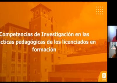 Adriana I. Ávila Z.  Lucy E. Cifuentes A.  Competencias de investigación en las prácticas pedagógicas de los licenciados en formación.