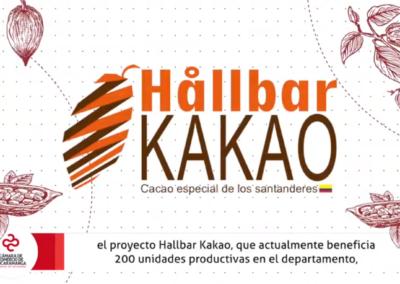 José D. Cabrera C.  Hållbar kakao: plataforma comercial para la exportación de cacaos especiales santandereanos