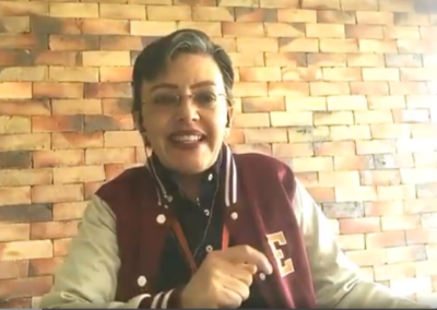 Sandra Y. Páez L.  Art + ethics + law