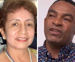 Martha Ligia Castellanos M. y Alexis Carabalí Angola