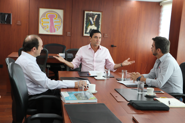 Alcaldía de Bucaramanga, Cámara de Comercio y UNAB le apuestan a una ciudad inteligente