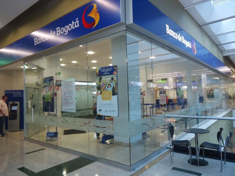 Nueva oficina del banco de bogot universidad aut noma for Oficina banco