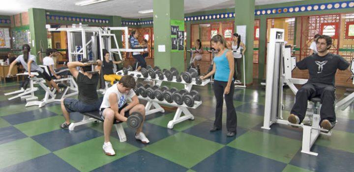 Gimnasio universidad aut noma de bucaramanga unab for Articulos para gimnasio