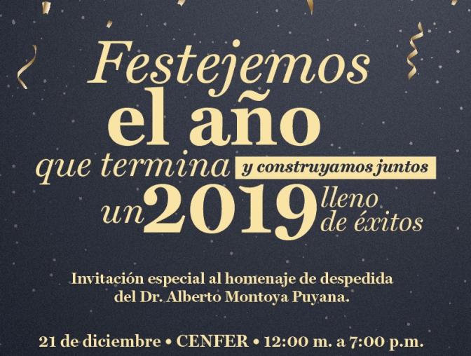 Fiesta Fin De Año 2018 Universidad Autónoma De Bucaramanga