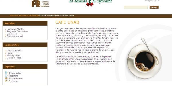 Sitios Web Institucionales | Universidad Autónoma de Bucaramanga - UNAB